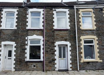 Thumbnail 3 bed terraced house for sale in Great Street, Pontypridd