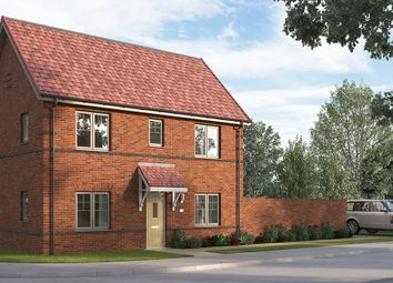 "Thumbnail 3 bed detached house for sale in ""The Dalton"" at Heath Lane, Earl Shilton, Leicester"