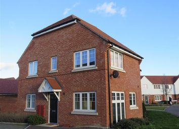 Thumbnail 2 bed property to rent in Song Thrush Drive, Finberry, Ashford