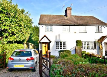 Thumbnail 2 bed cottage to rent in Snowcrete, Wexham Street, Stoke Poges, Slough