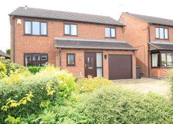 Thumbnail 3 bed detached house for sale in Goods Station Lane, Penkridge