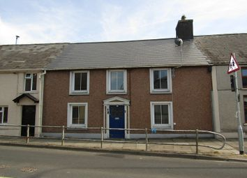 Thumbnail 3 bed terraced house for sale in High Street, Abergwili, Carmarthen, Carmarthenshire.