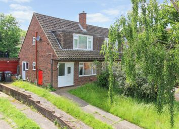 Thumbnail 3 bed semi-detached house to rent in Westgate Close, Canterbury