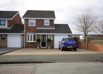 Thumbnail 3 bed detached house for sale in Melbeck Drive, Ouston, Chester Le Street