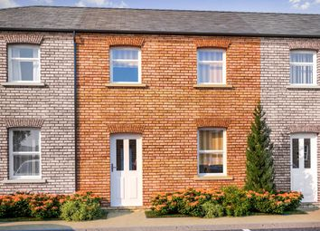 Thumbnail 2 bed terraced house for sale in Fleet Mews, Fleet Road, Holbeach