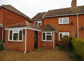 Thumbnail 3 bed semi-detached house for sale in Northfield Gardens, Wymondham