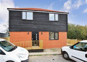 Thumbnail 3 bed detached house for sale in Westside, East Langdon, Dover, Kent