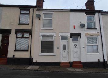 Thumbnail 2 bedroom terraced house to rent in Preston Street, Middleport, Stoke-On-Trent