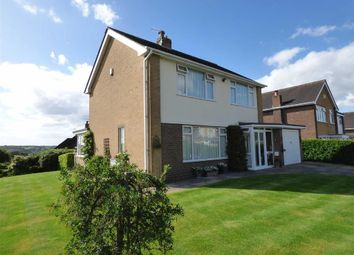 Thumbnail 3 bed detached house for sale in Nursery Avenue, Stockton Brook, Stoke-On-Trent