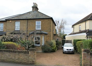 Thumbnail 2 bed cottage for sale in Queens Road, Hersham, Walton-On-Thames