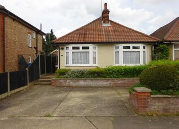 Thumbnail 1 bed detached bungalow for sale in Chilton Road, Ipswich, Suffolk