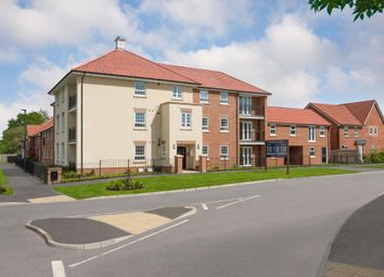"Thumbnail 2 bedroom flat for sale in ""Sholing 2"" at Yafforth Road, Northallerton"