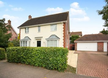 4 bed detached house for sale in Sandmartin Crescent, Colchester CO3
