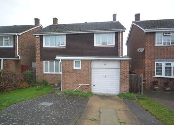 Thumbnail 4 bed detached house for sale in Englefield Crescent, Cliffe Woods, Rochester
