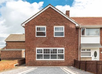 Thumbnail 3 bed end terrace house for sale in Durham Street, Seaham, County Durham