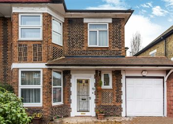 Thumbnail 4 bed property for sale in Wood Lane, Isleworth