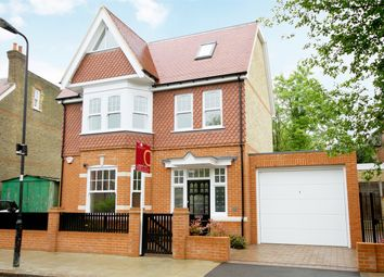 Thumbnail 4 bed detached house to rent in Hillcrest Road, London