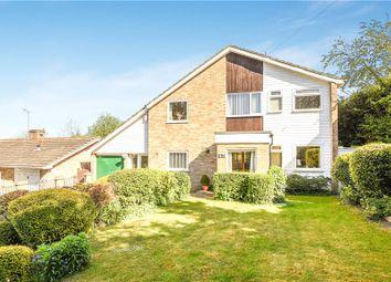 Thumbnail 4 bedroom detached house for sale in Oak Tree Road, Tilehurst, Reading