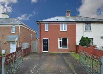 3 bed semi-detached house for sale in Oak Road, St Thomas, Exeter EX4