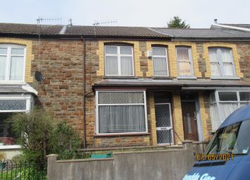 Thumbnail 2 bed terraced house for sale in Tynybedw Terrace, Treorchy, Rhondda Cynon Taff.
