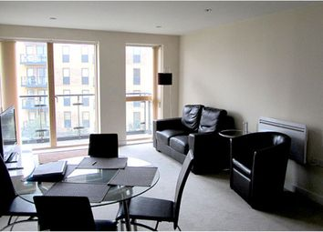 Thumbnail 2 bed flat to rent in Lawrie House, Durnsford Road, Wimbledon