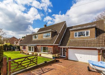 Thumbnail 6 bed detached house for sale in Paynesfield Road, Tatsfield, Westerham