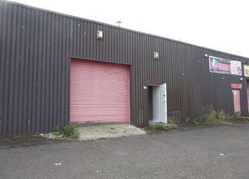 Thumbnail Light industrial to let in 17 Glentanar Road, Glasgow