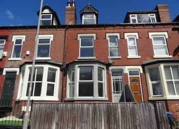 Thumbnail 4 bed terraced house to rent in Savile Road, Leeds