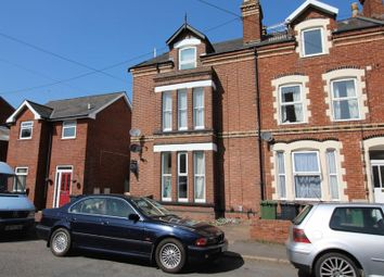 Thumbnail 2 bed flat for sale in Sydney Road, St. Thomas, Exeter