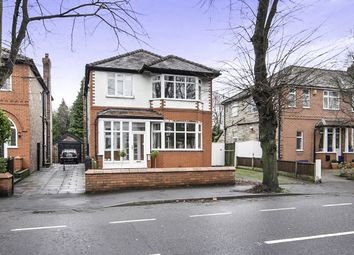 Thumbnail 4 bed detached house for sale in Sandy Lane, Stretford, Manchester