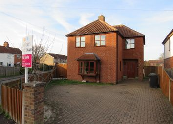Thumbnail 4 bed detached house for sale in Northfield Gardens, Wymondham