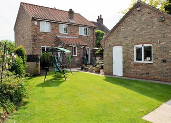 Thumbnail 4 bedroom detached house for sale in Orchard Close, Hemingbrough