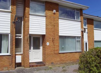 Thumbnail 2 bed terraced house to rent in 7 Glan Y Moor Road, Penrhyn Bay