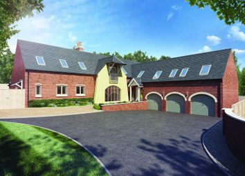 Thumbnail 5 bed detached house for sale in Stoney Lane, Coleorton