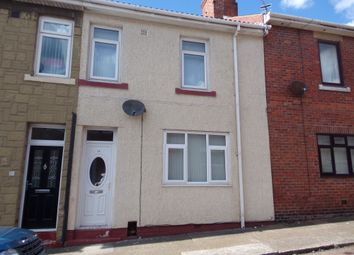 Thumbnail Terraced house to rent in Gray Street, Cambois, Blyth