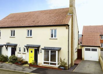 Thumbnail 3 bed semi-detached house for sale in Lark Rise, Wool BH20.
