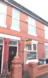 Thumbnail Room to rent in Horton Road, Rusholme