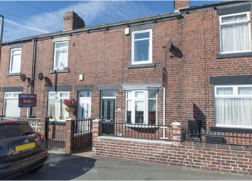 Thumbnail 2 bed terraced house for sale in Snydale Road, Barnsley