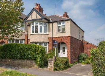 Thumbnail 4 bed semi-detached house to rent in Gisborne Road, Ecclesall, Sheffield