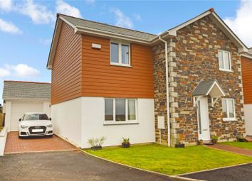 Thumbnail 4 bed detached house for sale in St. Mabyn, Bodmin