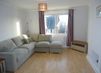 Thumbnail 1 bed flat to rent in Longstone Crescent, Edinburgh