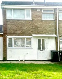 Thumbnail 3 bed terraced house to rent in Woodgreen Rd, Gypsy Lane, Leicester