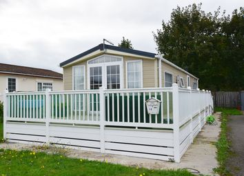 Thumbnail Mobile/park home for sale in Grosvenor, Riverview Country Park, Mundole, Forres