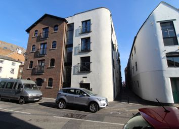 Thumbnail 1 bed flat for sale in Strand Street, Poole