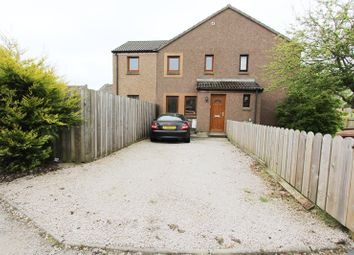 Thumbnail 2 bed semi-detached house for sale in Langdykes Way, Cove Bay, Aberdeen