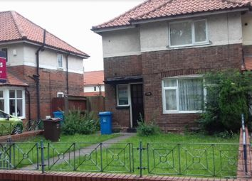 Thumbnail 3 bed end terrace house to rent in Ellerburn Avenue, Hull