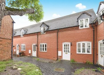 Thumbnail 1 bed terraced house for sale in Brewery Court, Bewdley Street, Evesham, Worcestershire