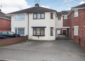 Thumbnail 3 bed semi-detached house for sale in Kathleen Avenue, Bedworth, Warwickshire, England