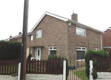 Thumbnail 3 bed semi-detached house to rent in Braemar Road, Forest Town, Mansfield