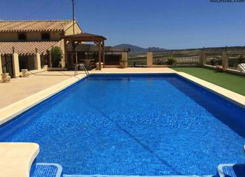 Thumbnail 7 bed country house for sale in El Pareton, Murcia, Spain